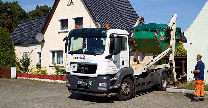 Containerlieferung©BAWN