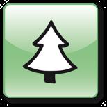 Weihnachtsbaumentsorgung©BAWN