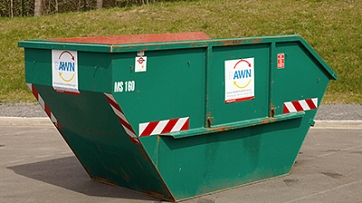 Absetzcontainer©BAWN